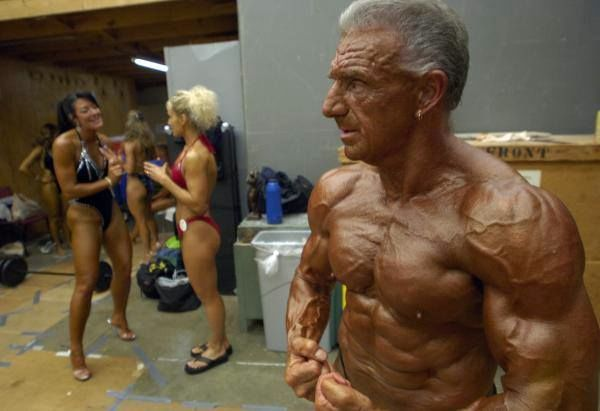 Older Bodybuilder 2